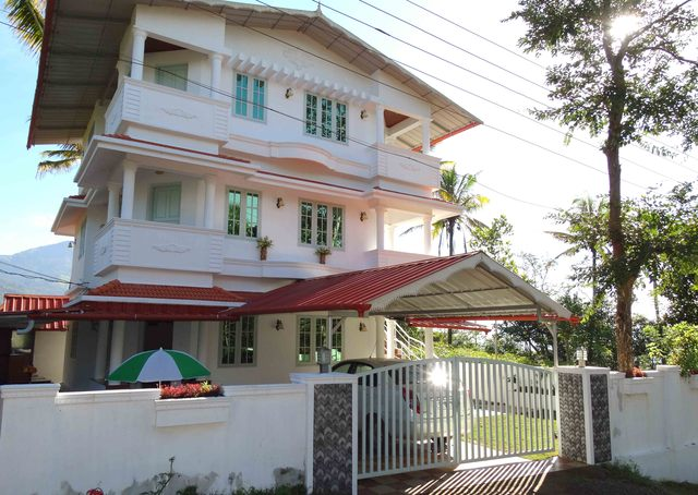 Service Apartments in Munnar