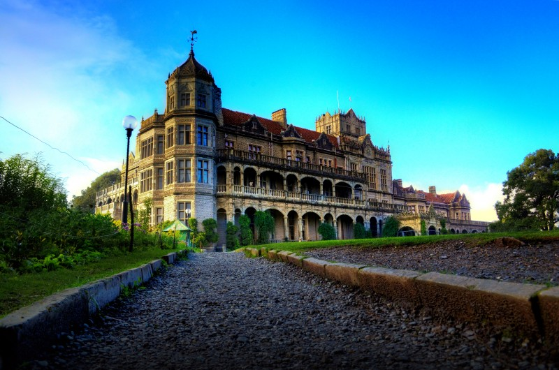Facts About Viceregal Lodge Shimla