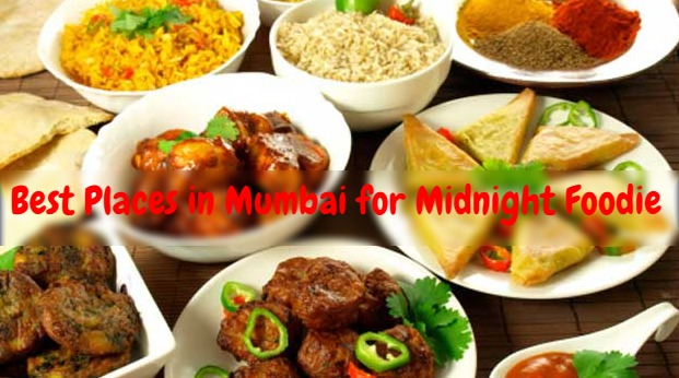 Places in Mumbai for Midnight Foodie