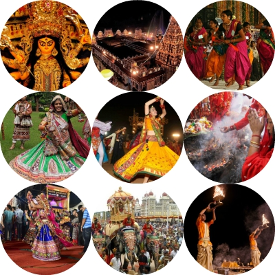 Places to Visit in India During Navratri Festival