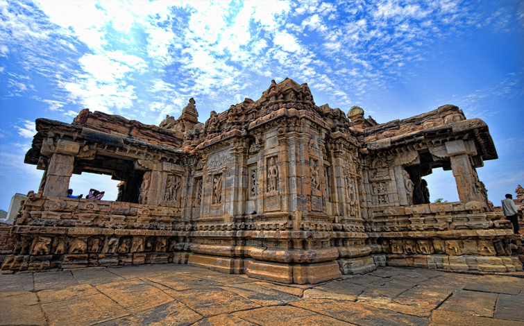 Badami Makes a Perfect Gateway to the Historic Sites