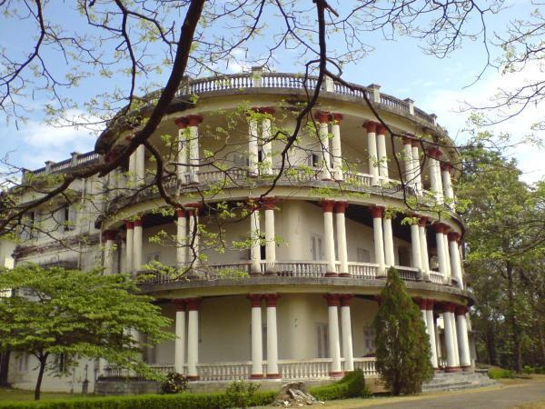 Hill Palace Museum in Thripunithura in Kerala