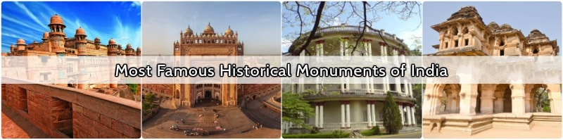 5 most famous historical monuments of india heritageindiaholidays blog