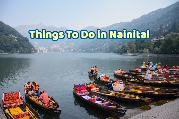 Things To Do in Nainital