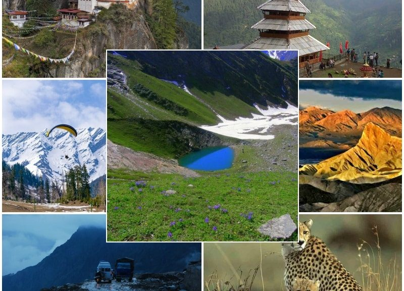 Tourist Attraction in Manali