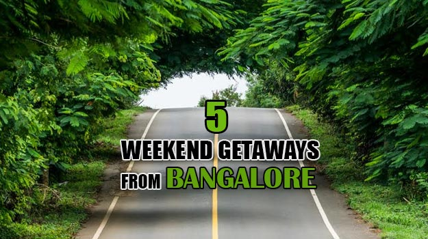 Amazing Getaways From Bangalore