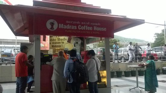 A Pleasing Time With Loved Ones At Madras Cafe