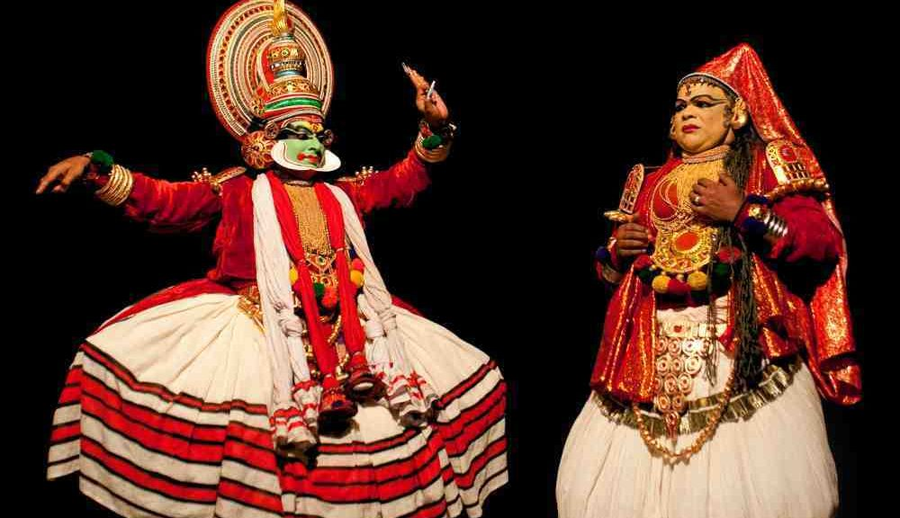 Enjoy the Rich Culture and Folk Dance and Music of South India