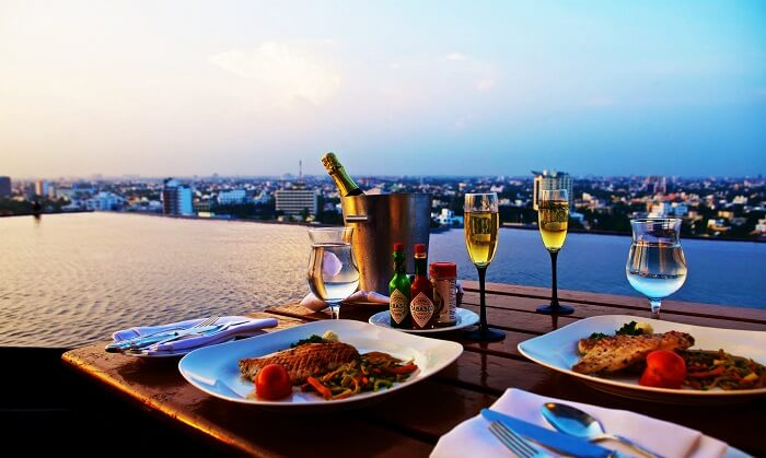 Exploring and Trying Main Chennai Dine Outs