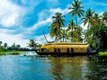 Kerala Backwaters (Alleppy)