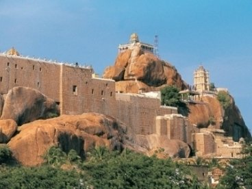 The Rockfort Temple (Trichy)