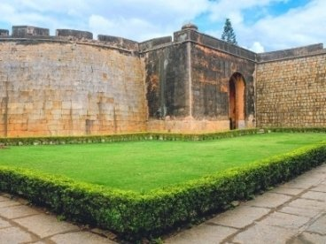 Tipu Sultan Fort (Bangalore)