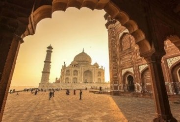 2 Days Agra Tour From Delhi