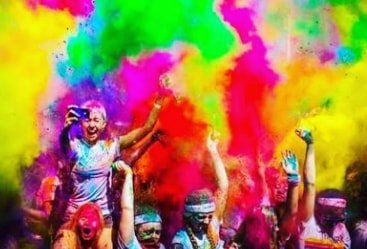 Holi Festival Tour Package 2020