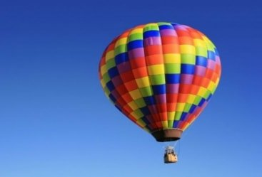 Hot Air Ballooning Ride in Delhi and NCR