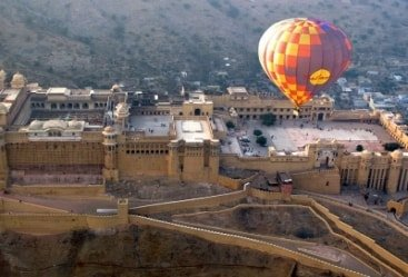 Hot Air Balloon Safari In Jaipur