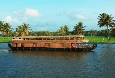 4 Nights 5 Days Kerala Boathouse Tour